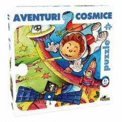 Puzzle Aventuri cosmice, 54...