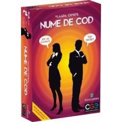Joc Nume de Cod - limba romana
