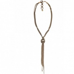 Lanvin Neckalce With Knot...
